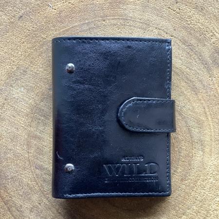 Wild väike nahast rahakott